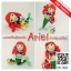 แพทเทิร์นตุ๊กตาถักเงือกน้อยแอเรียล (Amigurumi Princess Ariel Pattern) thumbnail 5