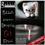 แพทเทิร์นตุ๊กตาถักแมวน้อยขี้เซา (Amigurumi Drooping Cat) thumbnail 1