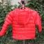พร้อมส่ง เสื้อขนเป็ดเด็ก Peppa Pig สีแดง size: 90-140 thumbnail 2