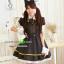 ชุด maid ชุดแม่บ้านญี่ปุ่น ชุดแฟนซี ชุดคอสเพลย์ ชุดแฟนซีอาชีพ ชุดแฟนซีน่ารัก thumbnail 1