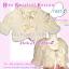 #หมด#สไตล์สาวเกาหลี ลุคใสๆTB471 Fur Cardigan Blink Korean: ใหม่! เสื้อคลุมตัวสั้นเฟอร์สีครีมลุคสาวเกาหลีน่าหยิก ผูกโบซาติน ด้านในบุอย่างดีด้วยซาติน thumbnail 1