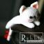 แพทเทิร์นตุ๊กตาถักแมวน้อยขี้เซา (Amigurumi Drooping Cat) thumbnail 4