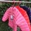 เสื้อขนเป็ดเด็ก Peppa Pig พร้อมส่งสีชมพู thumbnail 3