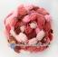 ไหมพรมรังไหมปุ่มใหญ่ สีชมพูอ่อน-ชมพูกลาง-มะเหมี่ยว thumbnail 1