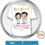 เสื้อคิดดีแบบ 012 - Size : XS thumbnail 5