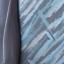 Daihatsu เบาะDaihatsu เบาะไดฮัทสุ กั๊บป๊อ ขอบผ้ามันสีเทาแก่ ผ้ากลางลายสีฟ้า,ขาว thumbnail 3