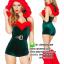 ชุดซานตาครอสสาวพร้อมถุงเท้า ชุดซานตี้ ชุดแฟนซีซานต้า ชุดซานต้าครอส ชุดซานตาครอส ชุดแฟนซี ชุดคอสเพลย์ thumbnail 1