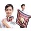 ผ้าพันคอจัตุรัส ผ้าพันคอ uniform รหัส S18 - size 60 x 60 cm thumbnail 1