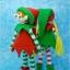 แพทเทิร์นเอลฟ์คริสต์มาส Amigurumi Christmas Elf thumbnail 4