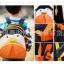 (ผึ้ง) กระเป๋าเป้ zoo pack พิเศษรุ่นซิปเป็นรูปสัตว์ตามแบบกระเป๋าค่ะ thumbnail 7