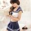 ชุดคอสเพลย์นักเรียน ผูกหลัง น่ารัก สไตล์สาวญี่ปุ่น thumbnail 4