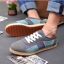 รองเท้าผู้ชาย | รองเท้าแฟชั่นชาย รองเท้าผ้าใบ แฟชั่นเกาหลี thumbnail 1