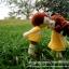 แพทเทิร์นตุ๊กตาถักคู่รักวาเลนไทน์ thumbnail 5