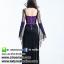 ชุดเจ้าหญิงฮาโลวีน ชุดเจ้าหญิงแวมไพร์ ชุดแฟนซี ชุดคอสเพลย์ ชุดผีดิบ ชุดซอมบี้ ชุดซาตาน thumbnail 3
