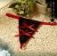 ชุดนอนซีทรูเซ็กซี่กี่เพ้าสีดำขอบแดงสุดเซ็กซี่ thumbnail 3