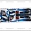 สติ๊กเกอร์ KSR-KITACO ติดรถสีน้ำเงิน thumbnail 1