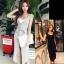 (ฟรีไซส์) [พร้อมส่งสีดำ] ATA329 ใหม่! Sexiest Dress เดรส/แซคผ้ายืดผ่าหน้าตัวยาว ใส่แบบเซ็กซี่ หรือใส่แบบเฉี่ยวเปรี้ยวเก๋ๆ สวยสุดๆ #420 thumbnail 1