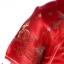 Size M / L / XL ระบุไซส์ด้วนะค่ ชุดกี่เพ้าพร้อมส่งสีแดงคอจีน ลายมังกร สวยมากๆ thumbnail 5