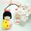 แพทเทิร์นตุ๊กตาถัก Kokeshi ตุ๊กตาญี่ปุ่น thumbnail 4