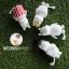 แพทเทิร์นตุ๊กตาถักมูมิน Moomin thumbnail 1