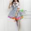 ชุดเมด ชุดแม่บ้าน ชุดคอสเพลย์การ์ตูน ชุดแฟนซีการ์ตูนญี่ปุ่น ชุดmaid ชุดแฟนซีอาชีพ ชุดแฟนซีน่ารัก thumbnail 3