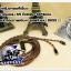 สายหูฟังเกรดพรีเมี่ยม เพียวทองแดง 5N+Jack คุณภาพเยียม (MMCX) thumbnail 1