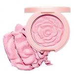 {Pre Order} ** Etude Princess Happy Ending Rose Cheek Blusher #01 Pink Rose {Limited Edition} [8500w] : บลัชออนสีสวย ลายกุหลาบ ปัดแก้มสวยใส