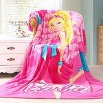 ผ้าห่ม Barbie บาร์บี้
