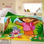 ผ้าห่ม Dora