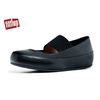 **พร้อมส่ง**fitflop mary jane leather black size us6/eu37