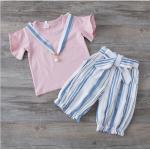 hz1519 เสื้อ+กางเกง size 80-120 5 ตัวต่อแพ็ค