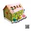 (PRO-07-16)PS-2025 บ้านหยอดบล็อกพร้อมนาฬิกา thumbnail 1