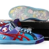 Onitsuka Tiger Tokidoki Purple/Red/Blue