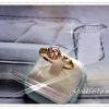 แหวนเพชร gold plated1microns/white gold plated
