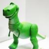 Toy story Rex (ไดโนเสาร์เขียว)