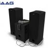 (2.1) SAAG (Home Symphony Dual Mic) Black