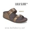 **พร้อมส่ง** รองเท้า FitFlop Lulu Slide : Bronze : Size US 8 / EU 39
