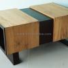 โต๊ะกาแฟไม้สัก CE-02T