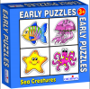 Creative Educational Aids Early Puzzles - Sea Creatures