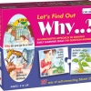 Creative Educational Aids Let's Find Outl : Why..?