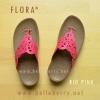 **พร้อมส่ง** รองเท้า FitFlop FLORA : Rio Pink : Size US 7 / EU 38