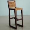 เก้าอี้บาร์ไม้สัก CBR-04