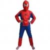 ชุดซุปเปอร์ฮีโร่ Spiderman รุ่นนี้ผ้าบางค่ะ