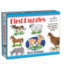 Creative Educational Aids - First Puzzles : Farm Animals
