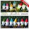 แพทเทิร์นตุ๊กตาถักภูติโนม (Gnomes)