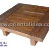 โต๊ะกลางไม้ TBG-10
