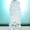 UT-5905 ลูกบอลใส Anti Bacterial (100ลูก)