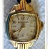 Ladies Vintage Bulova 10K Rolled Yellow Gold Wristwatch WORKS ESTATE ล้างสต๊อก ต่ำกว่าทุน