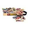 Magnet ไม้ ลายรถแข่ง แบรนด์ T.S. Shure (T.S. Shure Race Cars Wooden Magnets 20 Piece)