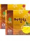 Pre Order / ชาเกาหลี 1 กล่องมี 100 ซอง X2 กล่อง นำเข้าจากเกาหลีแท้ 100%